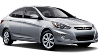 Rent a Hyundai Accent Economy Car with Sixt