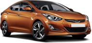 Rent a Hyundai Elantra with Sixt