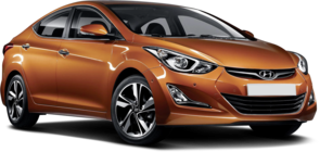Rent a Hyundai Elantra for a great price