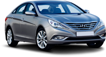 Rent a Hyundai Sonata for a great price