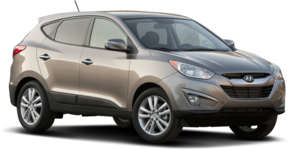 Hyundai Tucson Rental Sixt Rent A Car