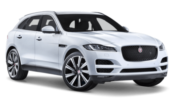 Rent a Jaguar F-Pace