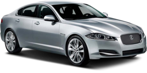 Rent a Jaguar XF for a great price