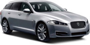 Rent a Jaguar XF