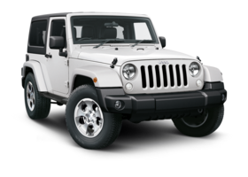 Rent a Jeep Wrangler for a great price