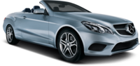 Rent a Mercedes-Benz E-Class Convertible with Sixt
