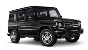 Rent a Mercedes-Benz G-Class SUV with Sixt