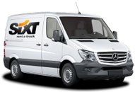 Rent a Mercedes-Benz Sprinter