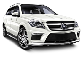 Rent a Mercedes-Benz GL-Class SUV from Sixt