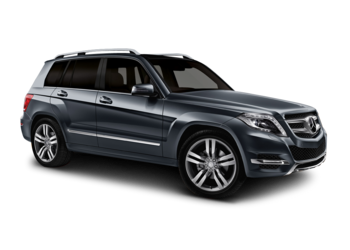 Rent a Mercedes-Benz GLK SUV from Sixt for a great price