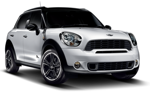 Rent a Mini Countryman for a great price