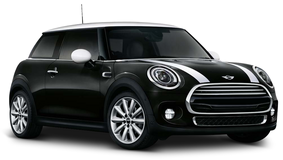 A Mini Cooper Hatchback For Great Price