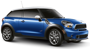 Rent a Mini Paceman for a great price