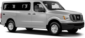 Rent a Nissan NV 3500