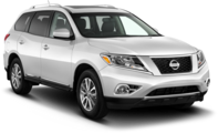 Rent a Nissan Pathfinder