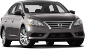 Rent a Nissan Sentra Intermediate Car with Sixt