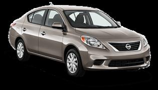 Rent a Nissan Versa | Drive your Nissan car rental today!