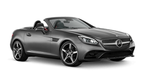 Convertible Rental Mercedes
