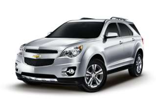 Rent a Chevrolet Equinox for a great price