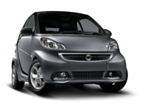 Rent a Smart Fortwo
