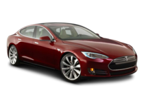 Rent an electric Tesla Model S