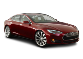 Rent a Tesla Model S for a great price
