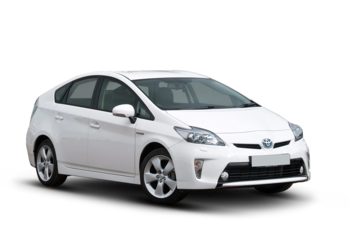 Rent a Toyota Prius