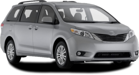 Rent a Toyota Sienna - Sixt