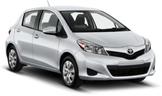 Rent a Toyota Yaris - Sixt