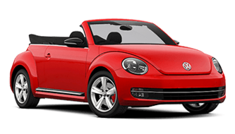 Rent a VW Beetle