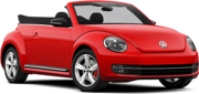 Sixt offers VW Beetle convertible rentals for a low price