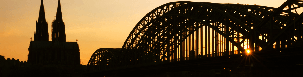 Car rental K�ln Braunsfeld/Zentrum