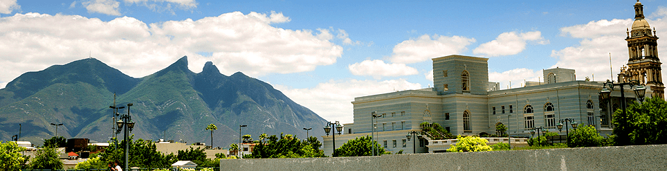 Car rental Monterrey/Intercontinental