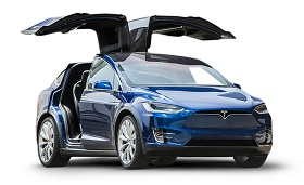 Rent a tesla chicago