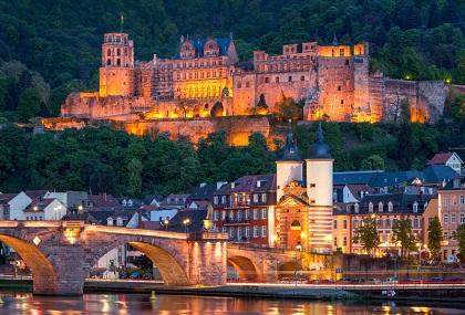 Car Rental Heidelberg Germany