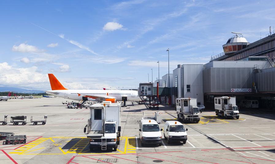 Geneva Airport Car Rental Centre