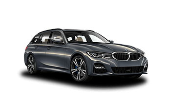 Bmw 3-series STW Aut.