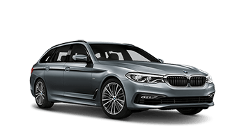 BMW 5 Series Touring Aut.