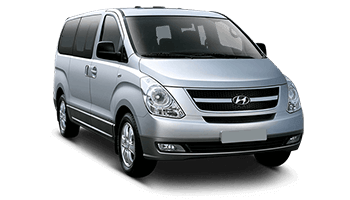 Hyundai Starex H1 Aut. (Driver bookable)