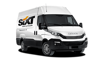 IVECO Daily 3.5t EXTRA LARGE