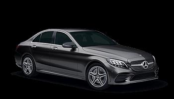 Mercedes-Benz C-Class Aut.
