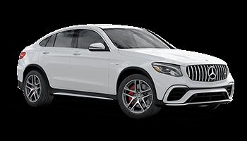 Mercedes-Benz GLC Coupé