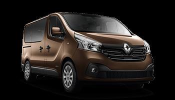 Renault Trafic Aut.