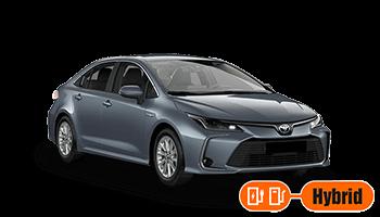 Toyota Corolla Hybrid Aut