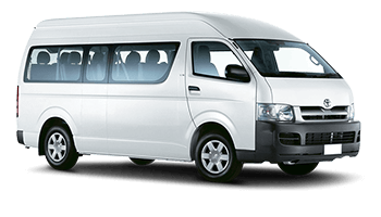 Toyota Hiace High Roof Aut.