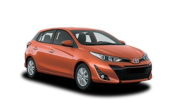 Toyota Yaris Aut.