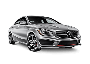 Mercedes-Benz CLA rental Miami Airport