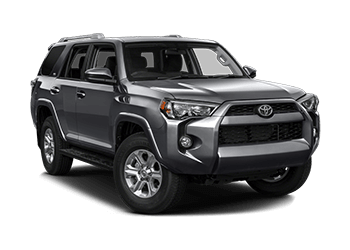 Toyota 4Runner 2018 car rental Miami Airport