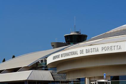 a�roport de Bastia