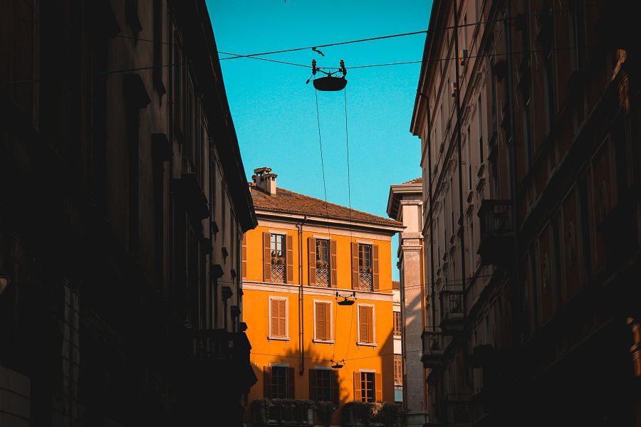 Milan gare